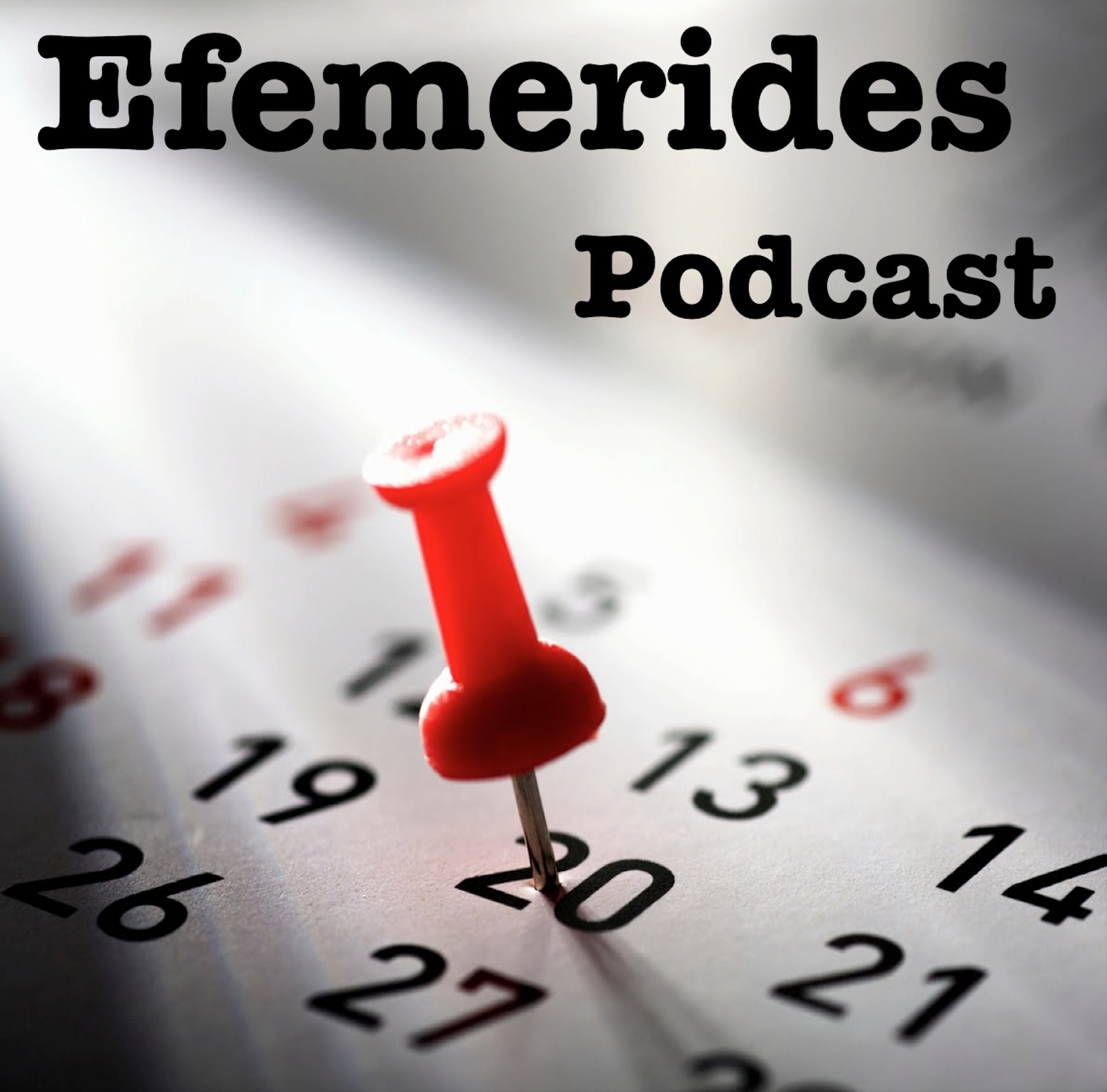 Logo de Efemerides Podcast